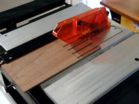 Cutting Miter Keys