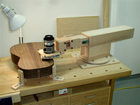 Williams Style Guitar Binding Jig
